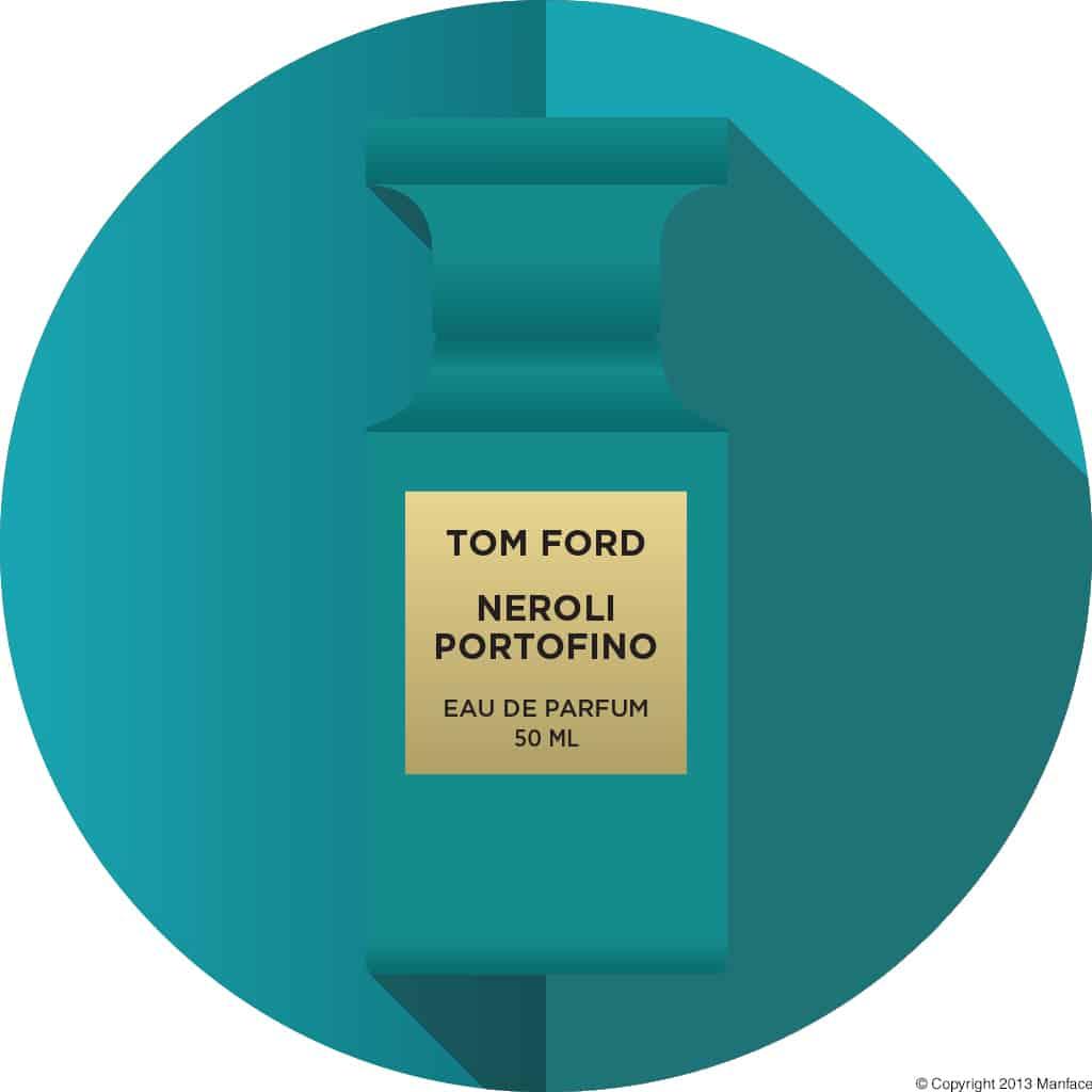 Tom Ford Neroli Portofino Flat Vector Copyright