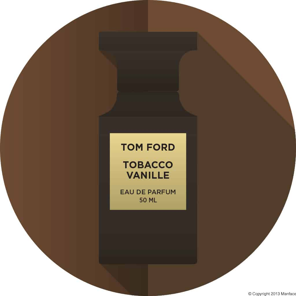Tom Ford Tobacco Flat Vector Copyright
