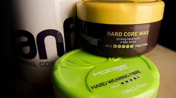 Moosehead Hard Core Wax / Hard Wearing Fibre