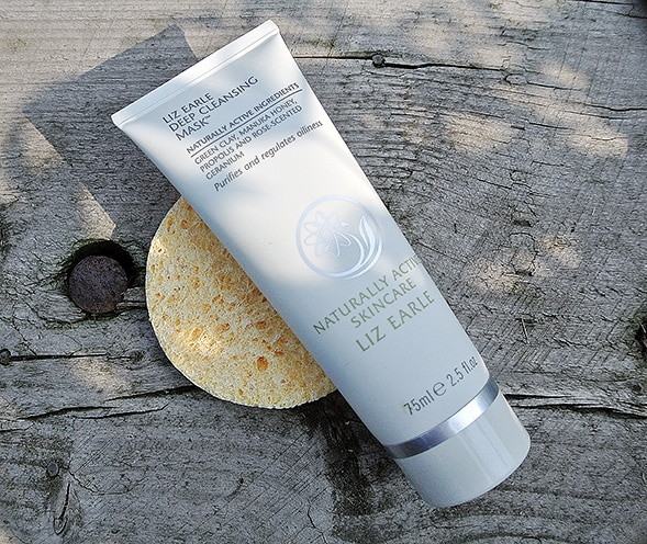 liz earl deep cleansing mask Liz Earle Deep Cleansing Mask