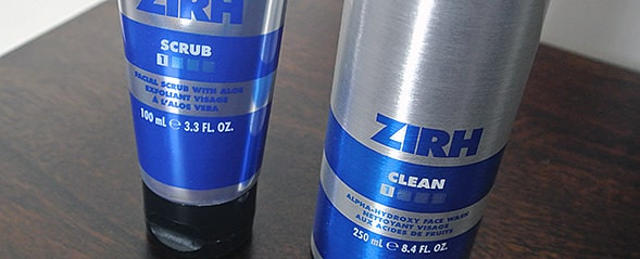 Zirh Skin Care and Shaving