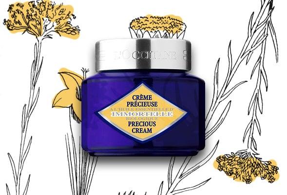 L'Occitane Immortelle Crème Précieuse / Precious Cream