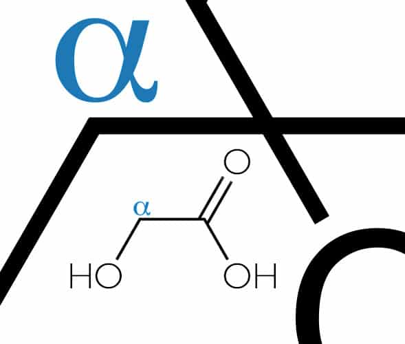alpha-hydroxy-acid