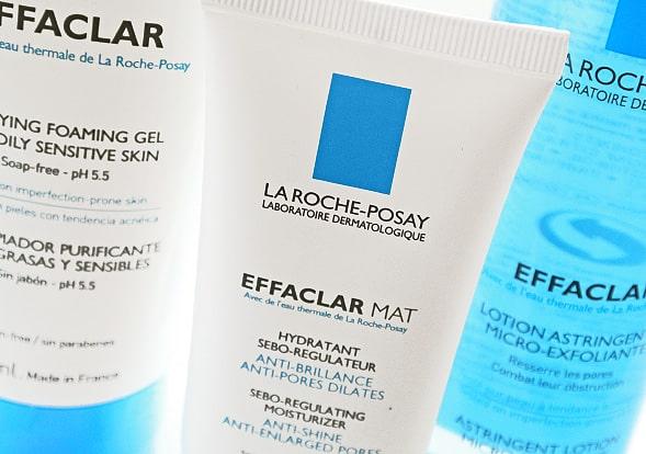 La Roche Posay Effaclar Foaming Gel / Astringent Lotion / Mat