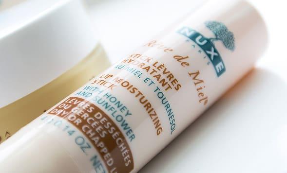 reve de miel balm stick Nuxe Reve de Miel Ultra Nourishing Lip Balm / Lip Nourishing Stick