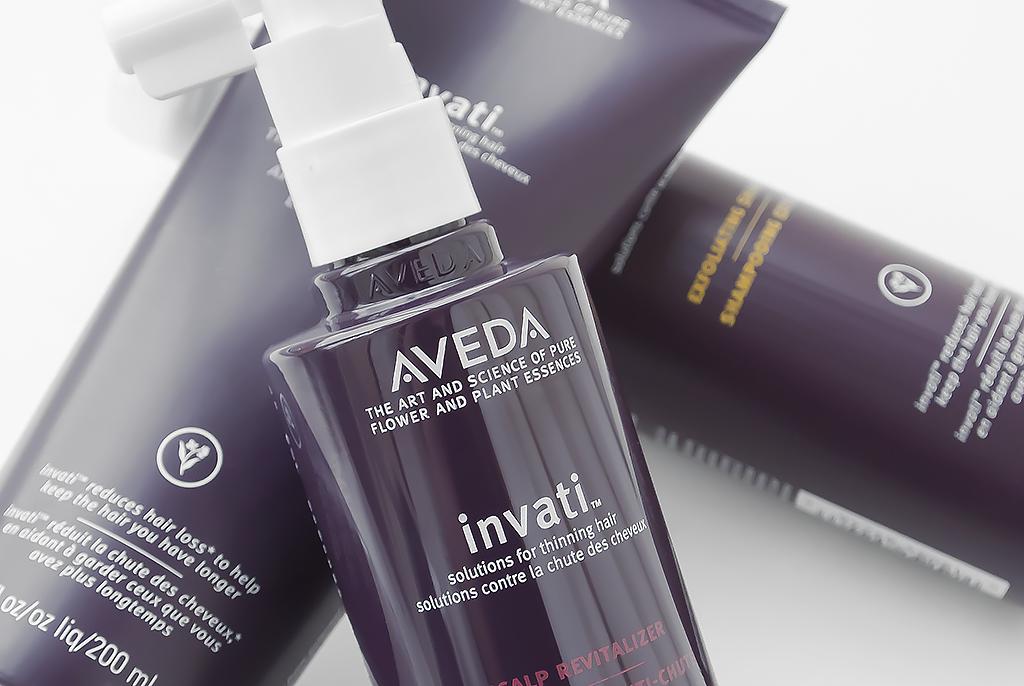 Aveda Invati Collection