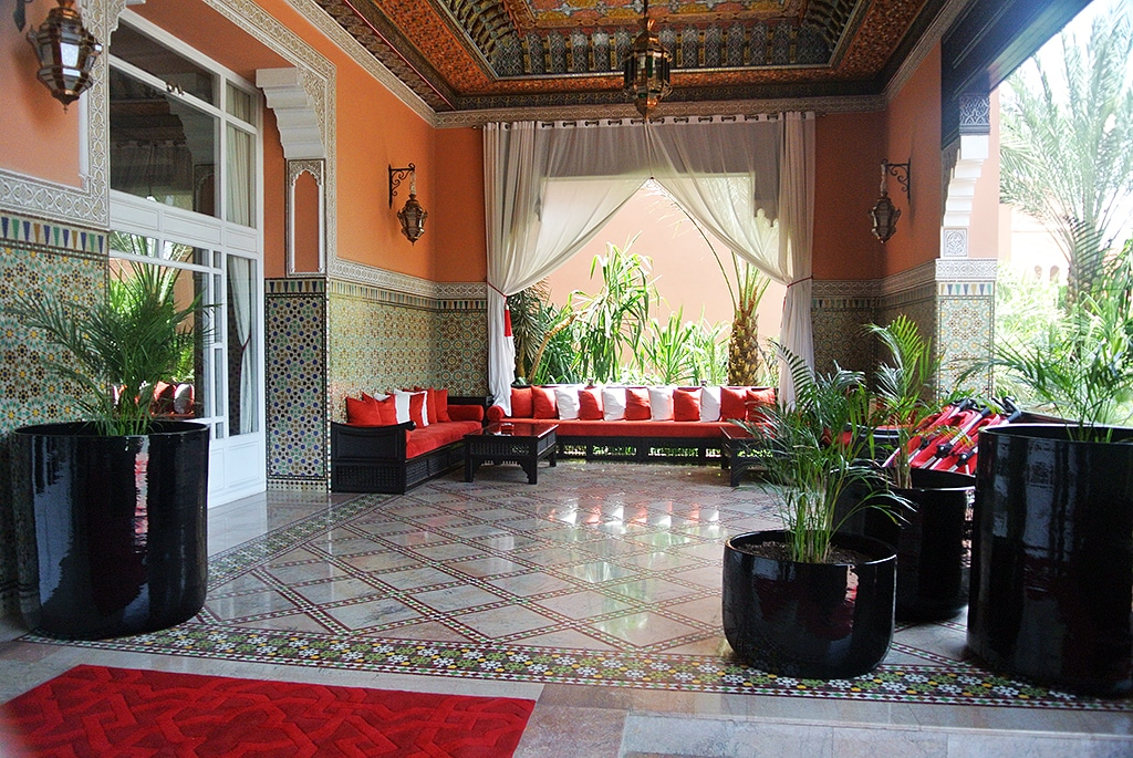 Sofitel Marrakech Palais Imperial Spa and Lounge 2
