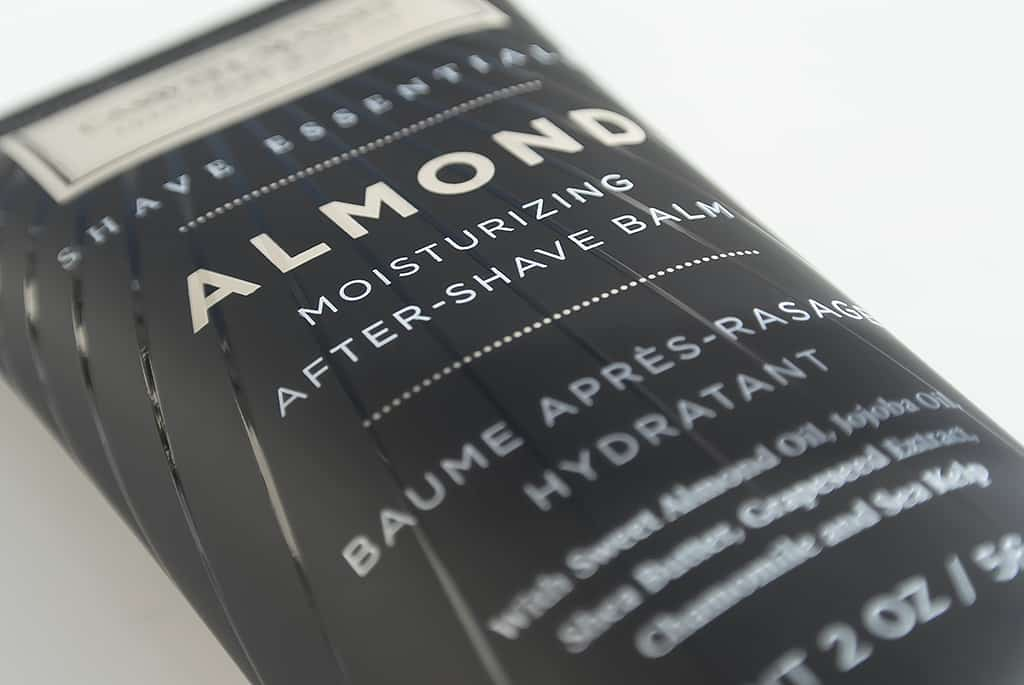 Caswell Masey Almond Moisturising After-Shave Balm