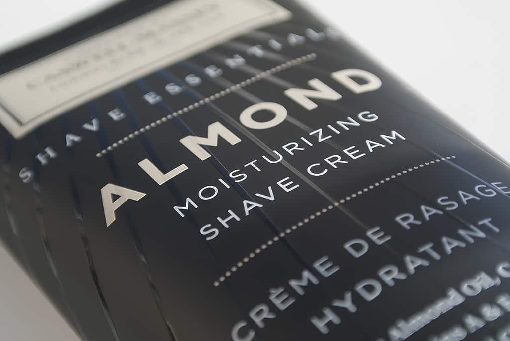 Caswell Masey Almond Moisturising Shave Cream