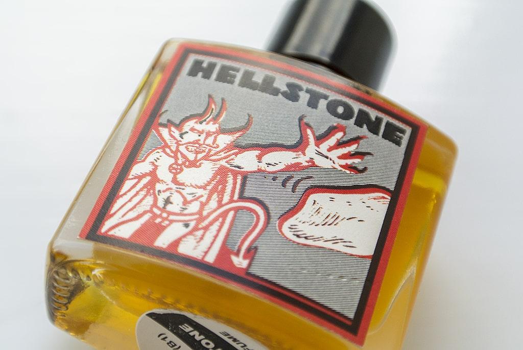 Lush Gorilla Fragrance Hellstone