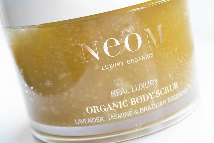 NEOM Organic Body Scrub Blog Size