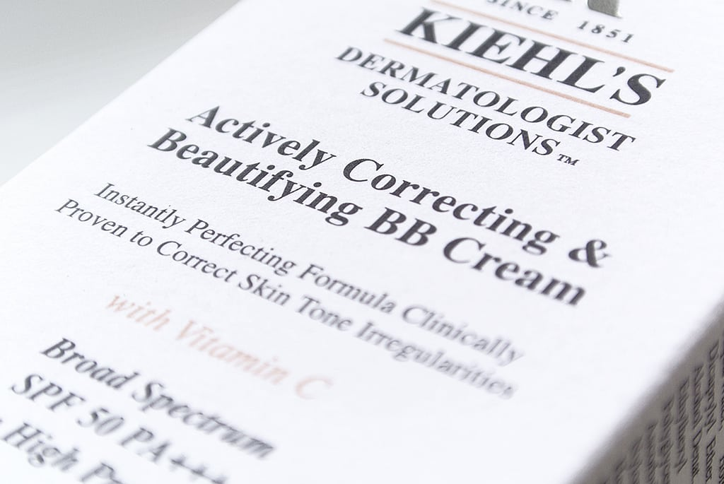 BB Cream - Actively Correcting and Beautifying with SPF 50 PA+++ by Kiehls #19