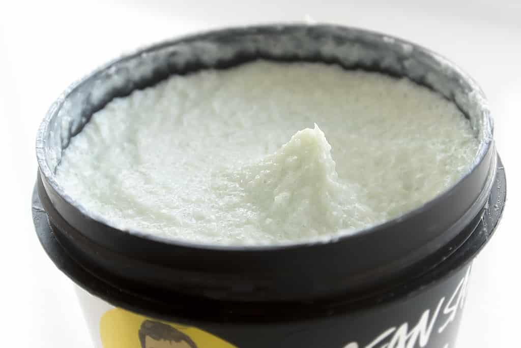 Lush Ocean Salt Facial Scrub 4