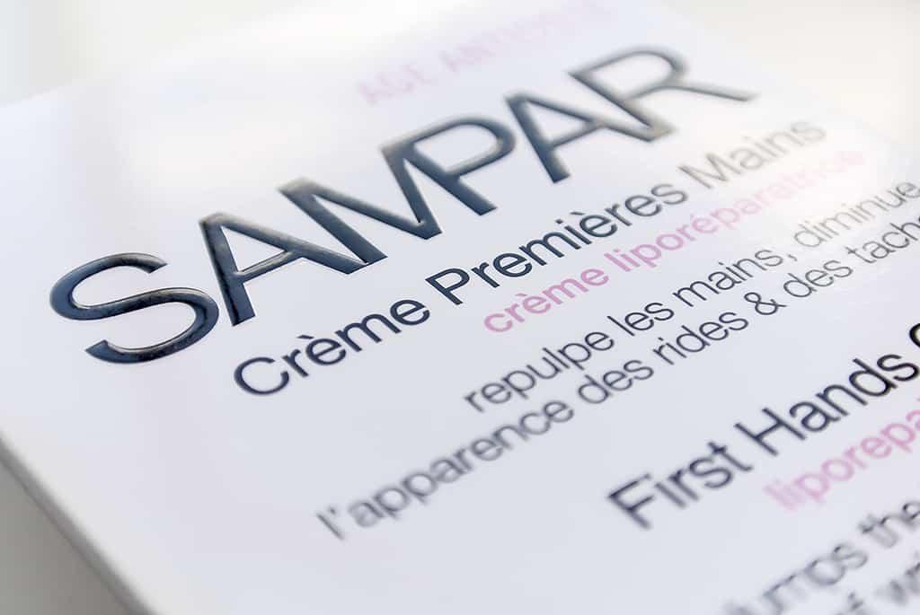 Sampar First Hands Cream 1