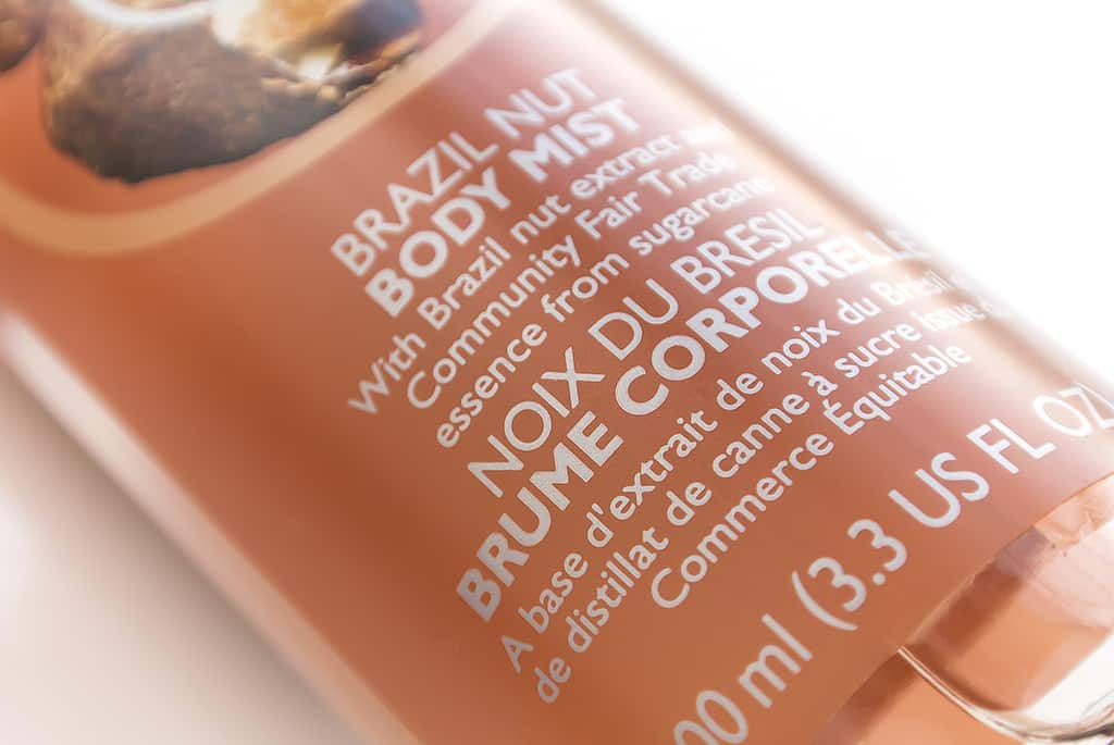 The Body Shop Brazil Nut 2