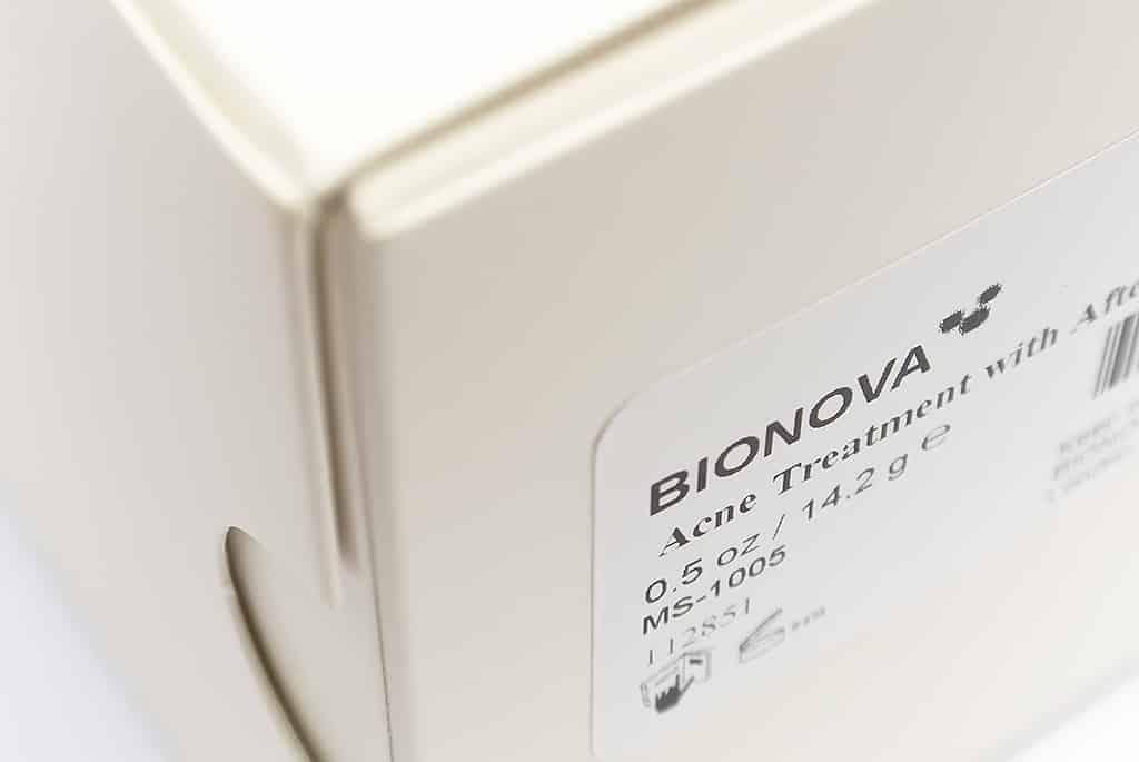 Bionova Acne Treatment 1