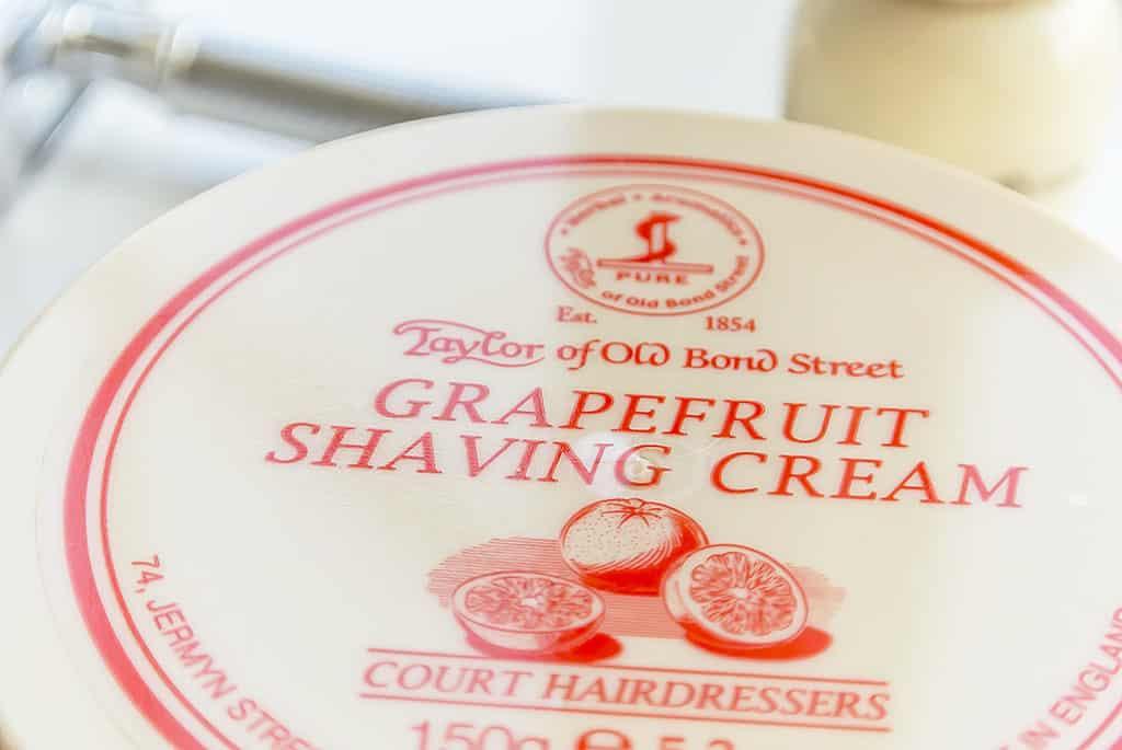 Executive Shaving Company Taylor of Old Bond Street Grapefruit Shaving Cream