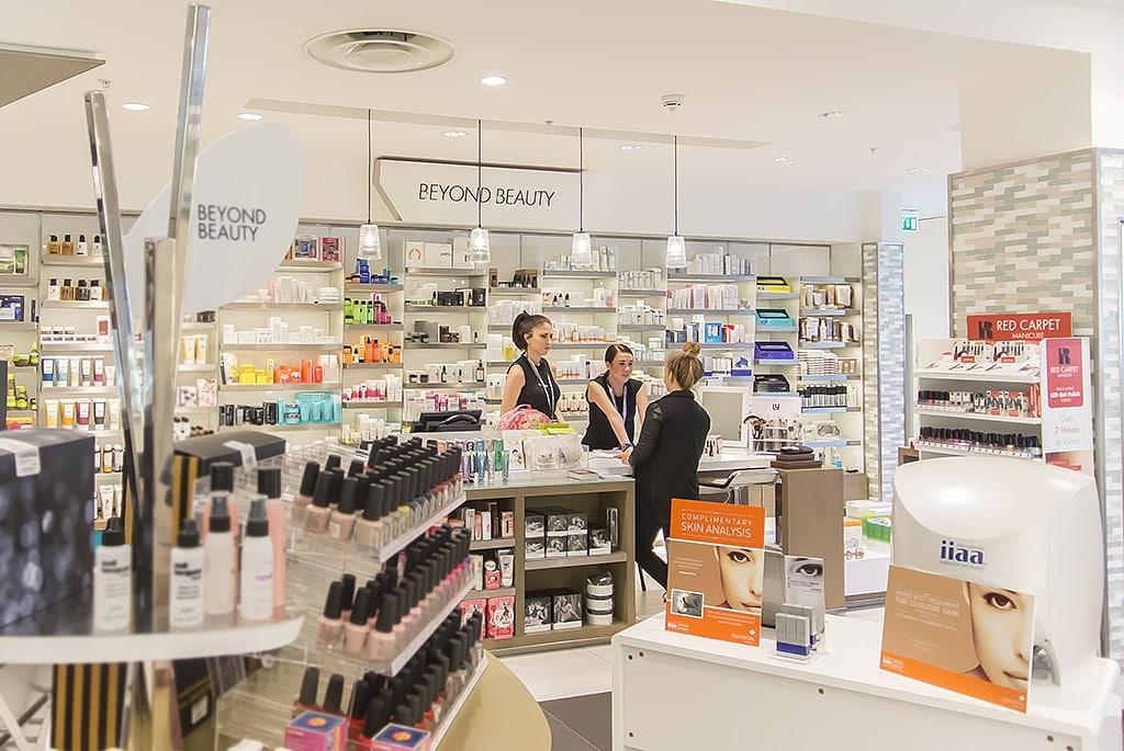 Harvey Nichols Beauty Bazaar Liverpool Beyond Beauty