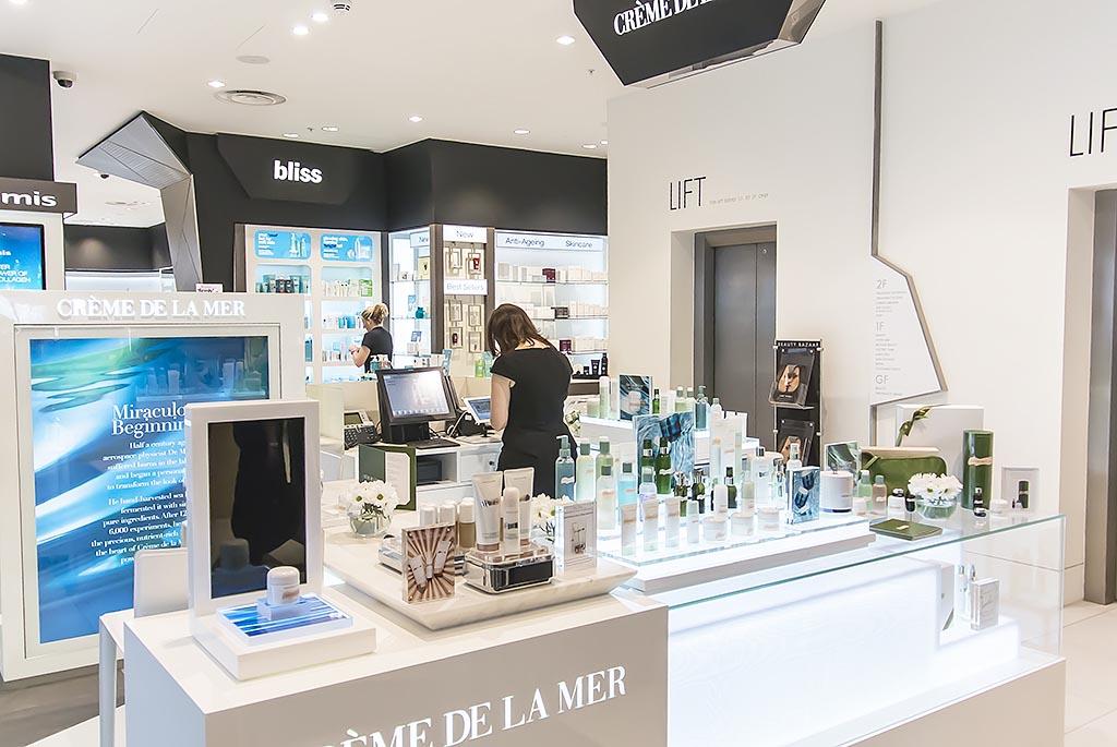 Harvey Nichols Beauty Bazaar Liverpool Creme De La Mer