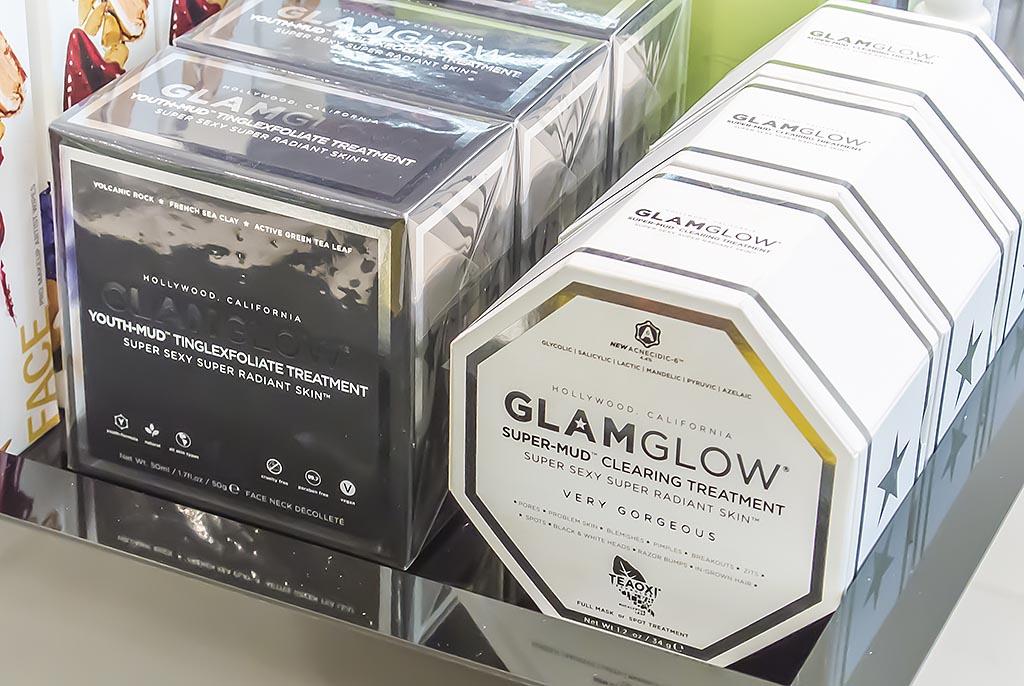Harvey Nichols Beauty Bazaar Liverpool Glamglow and Glamglow Supermud