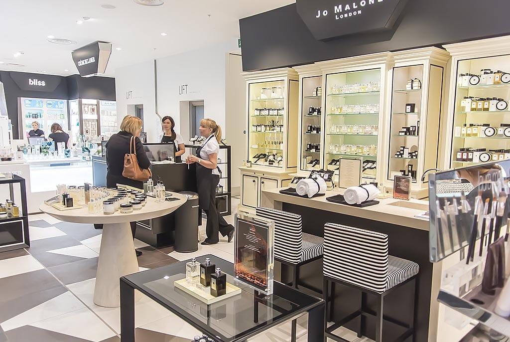 Harvey Nichols Beauty Bazaar Liverpool Jo Malone