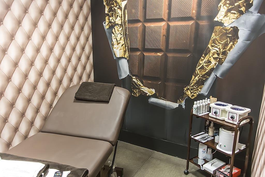 Harvey Nichols Beauty Bazaar Liverpool Strip Wax Salon