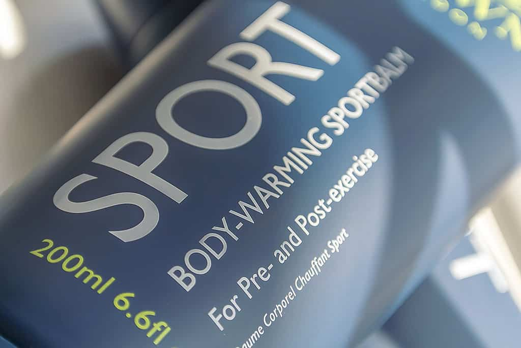 Molton Brown Sport Body-Warming Sportbalm