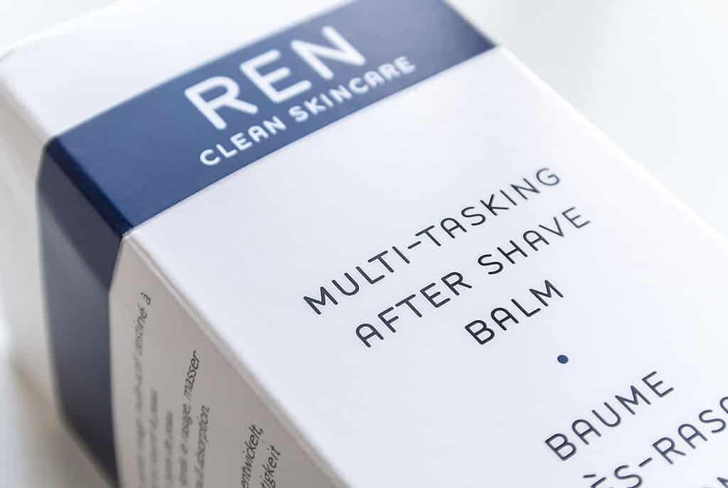 Ren Multi Tasking Aftershave Balm Box