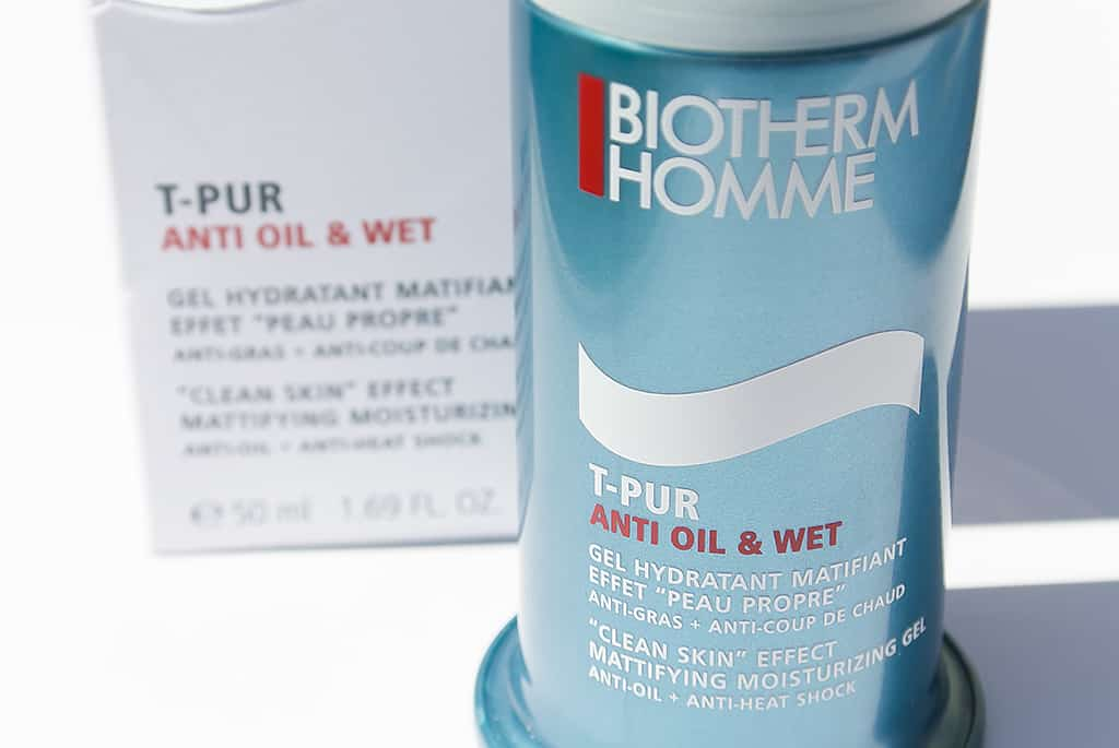 Biotherm Homme T-Pur Anti-Oil and Wet