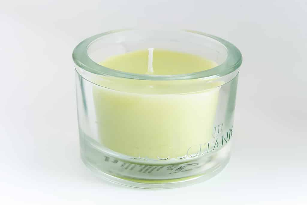 Verbana L'Occitane Candle