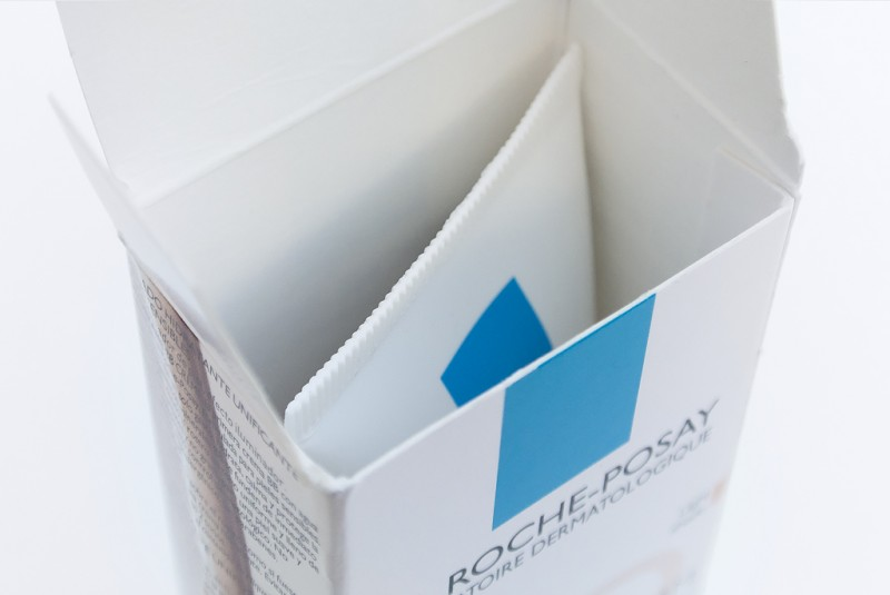 La Roche Posay Hydreane BB Cream Tube and Box Open