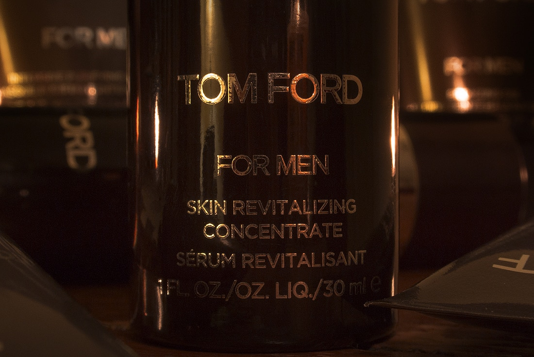 Tom Ford For Men Skin Revitalizing Concentrate Serum