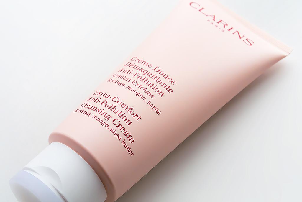 Clarins Extra-Comfort Anti-Pollution Cleansing Cream 1