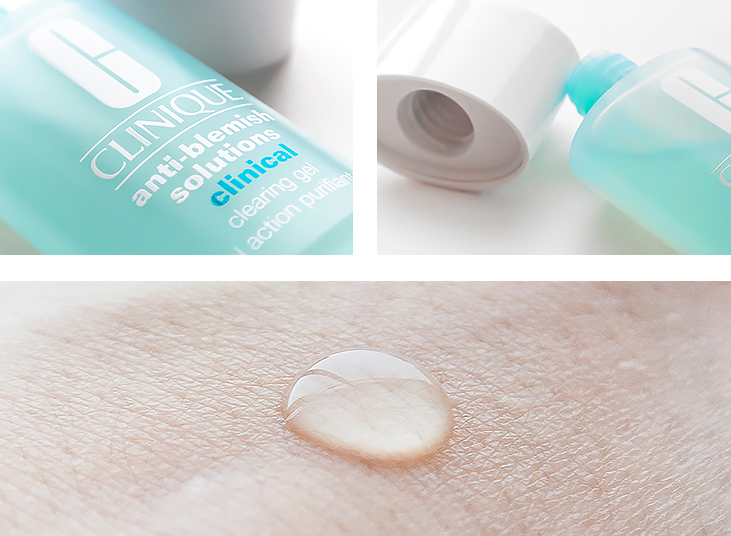 Gel rửa mặt trị mụn Clinique Acne Solutions - Clinical Clearing Gel 30ml