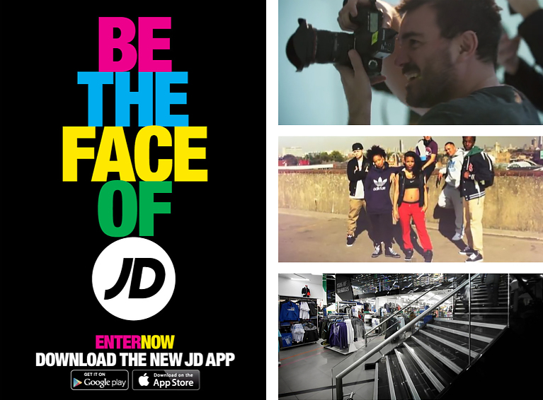 rencontrer 3cf68 5bfd5 You could be the Face of JD #Sponsored - MANFACE