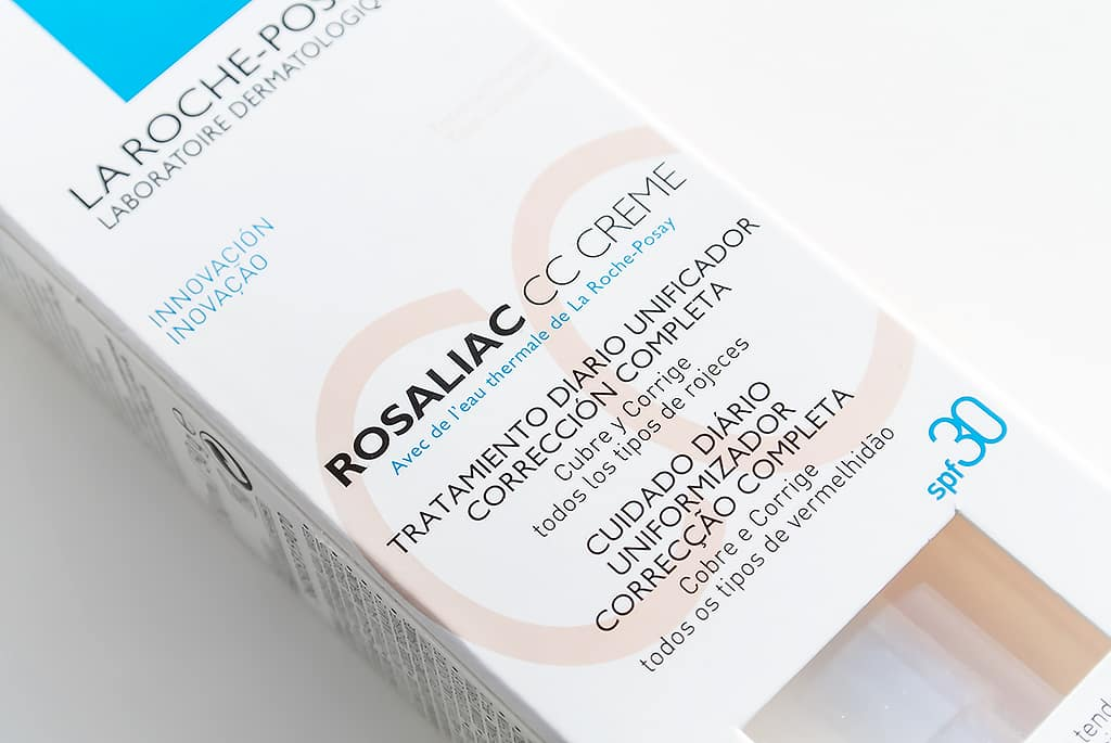 La Roche Posay Rosaliac CC Cream Box