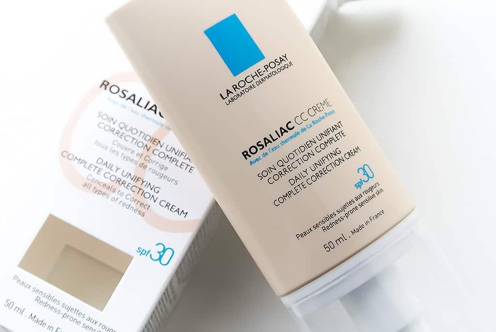 La Roche Posay Rosaliac CC Cream Tube 2