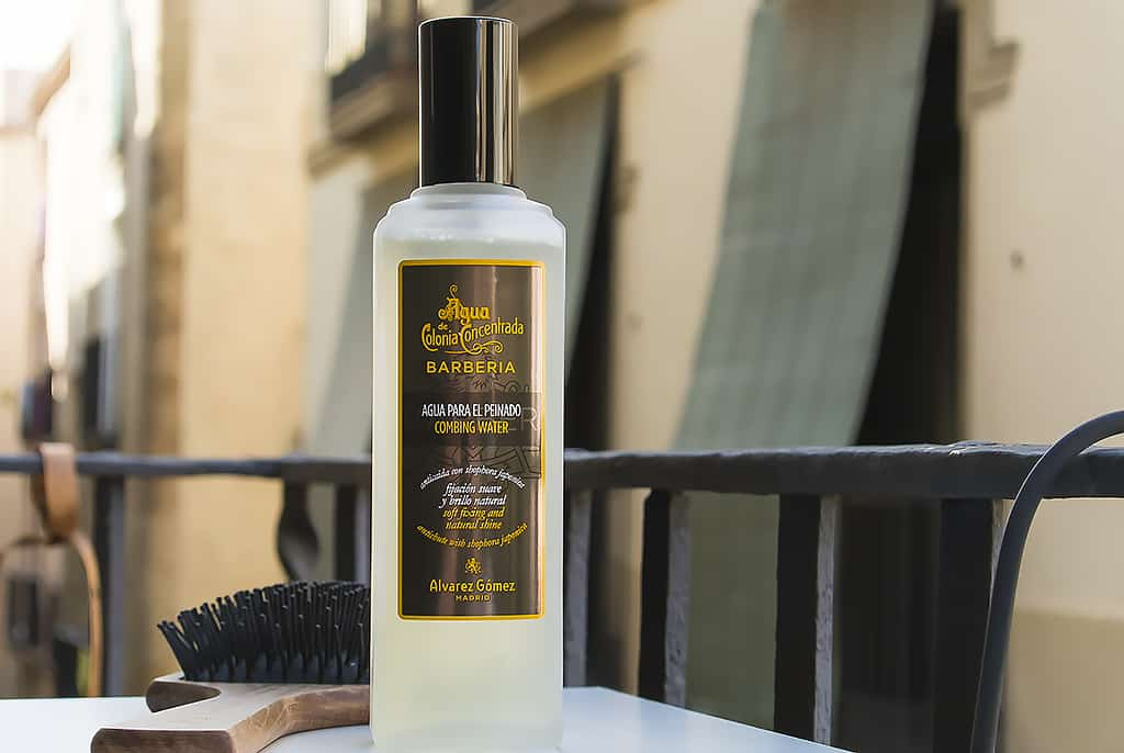 Alvarez Gomez Agua de Colonia Concentrada Combing Water Agua Para el Peinado Full Bottle