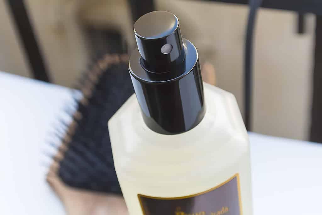 Alvarez Gomez Agua de Colonia Concentrada Combing Water Agua Para el Peinado Spray Nozzle