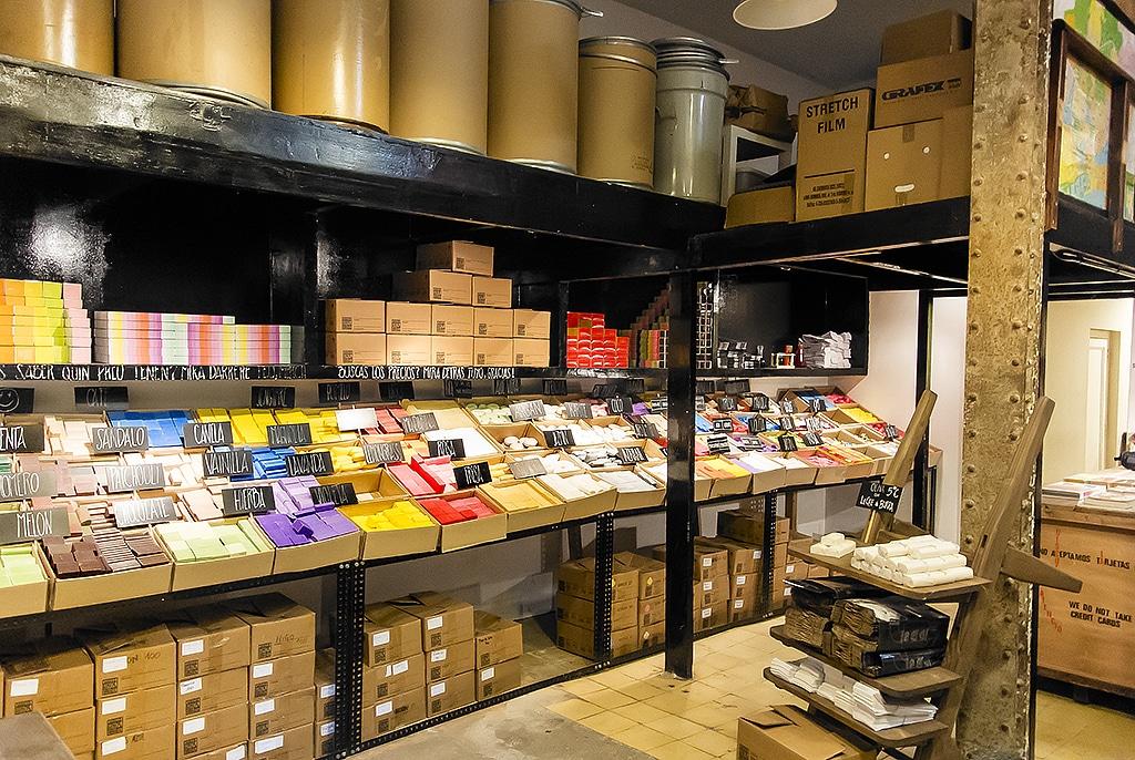 Sabater Hermanos Soap Shop Barcelona 1