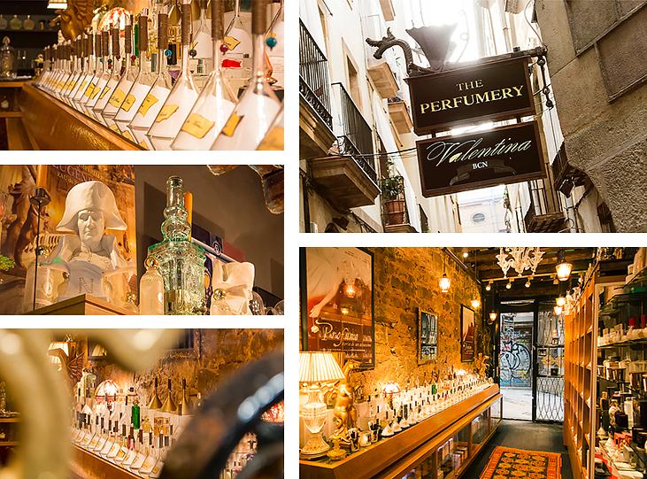 The Perfumery Barcelona Barri Gotic Featured
