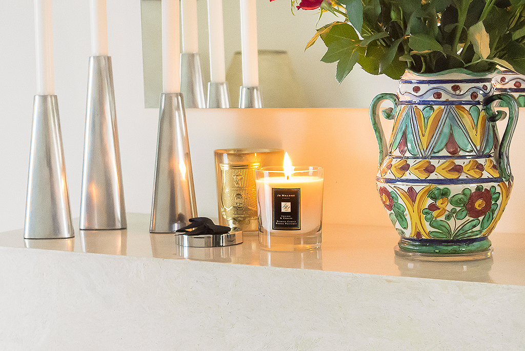 Jo Malone London Incense & Embers Scented Candle Featured