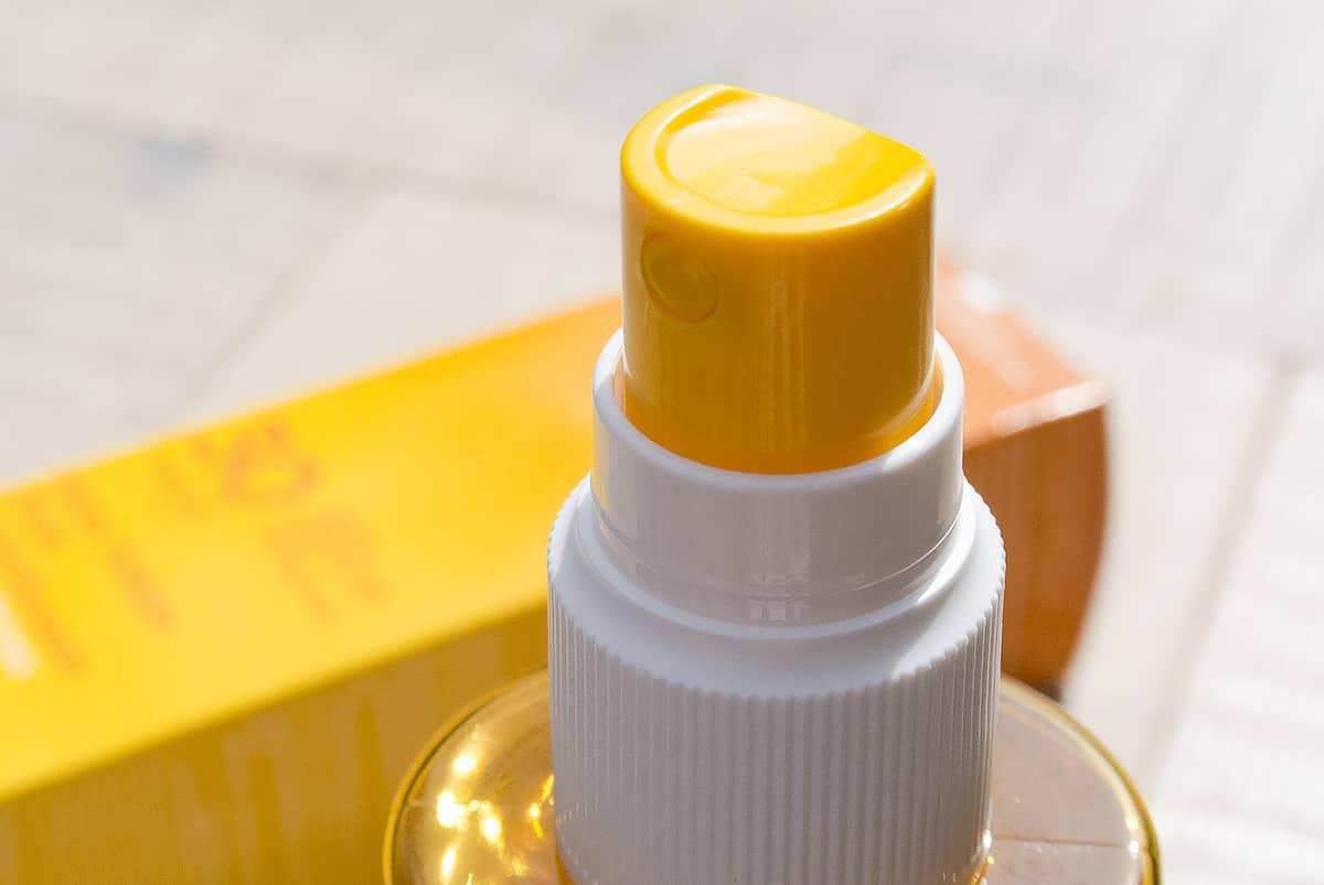 Clarins Sun Care Oil Spray UVA UVB SPF 30 2