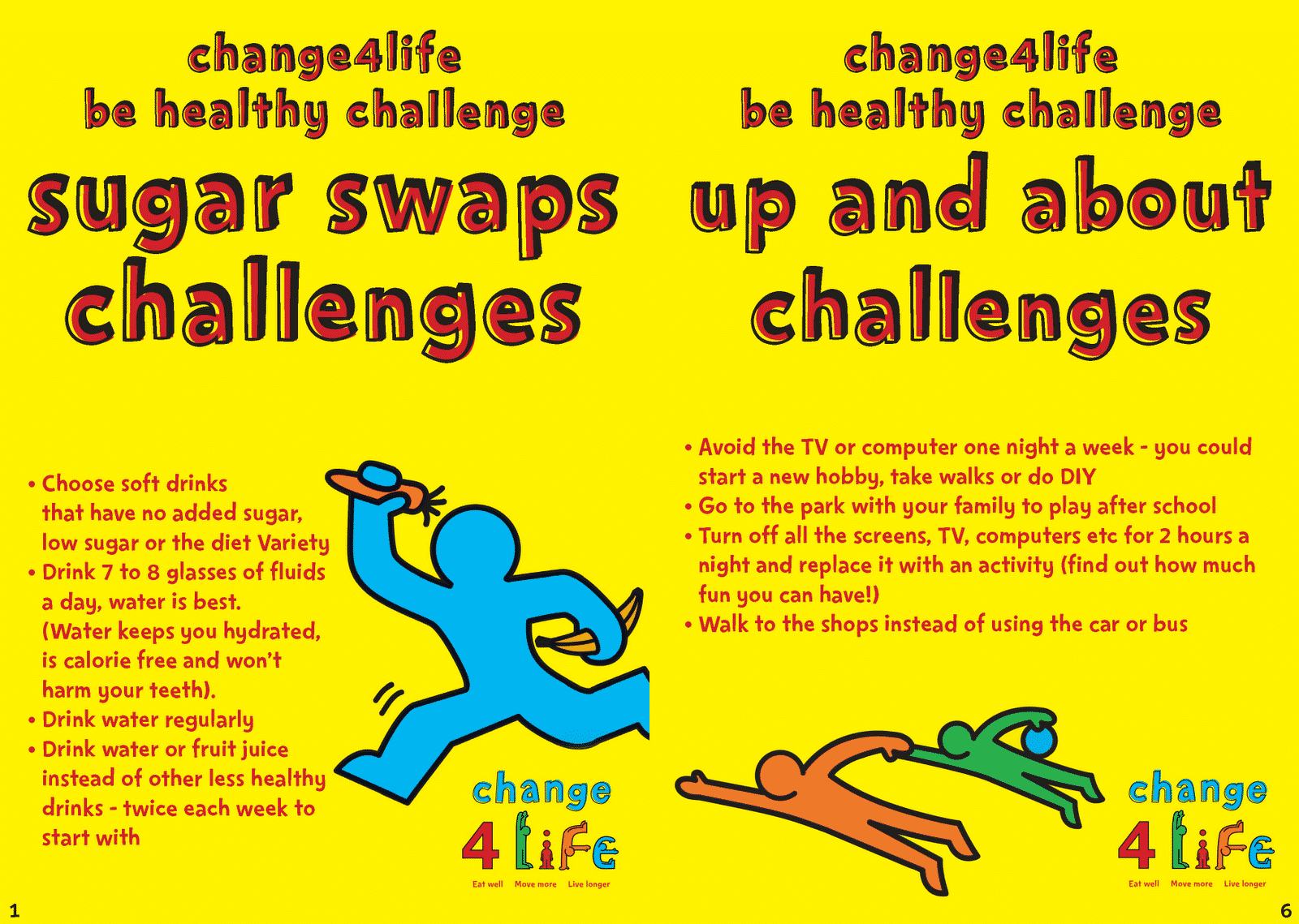 Change4Life Be Healthy Challenges list[1]_Page_2-1
