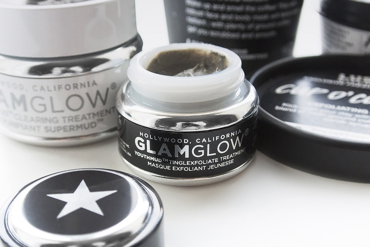 TOP 3 Mud Face Masks for National Mud Pack Day 2014 Glamglow Youth Mud