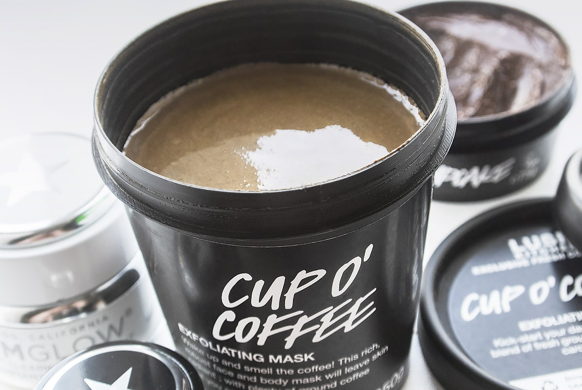 TOP 3 Mud Face Masks for National Mud Pack Day 2014 LUSH Ltd Cup o Coffee