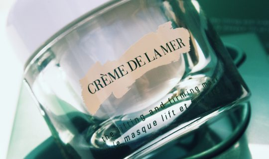 If I Could Turn Back Time: Crème de La Mer The Lifting & Firming Mask