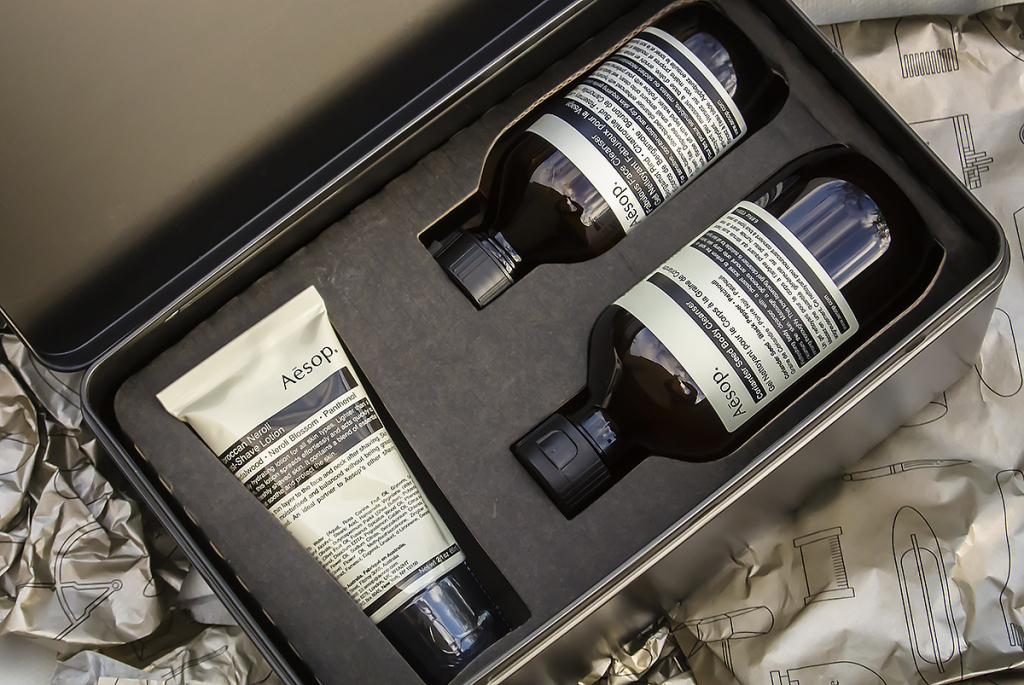 Aesop Christmas Gifts 2