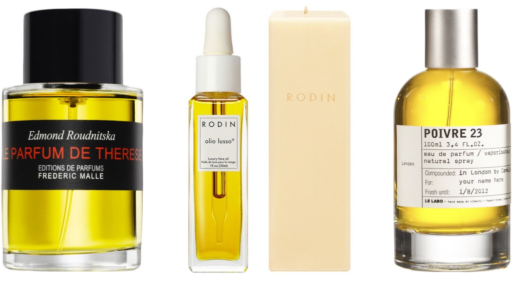 Editions de Parfums Frederic Malle Rodin Olio Lusso Le Labo Estee Lauder