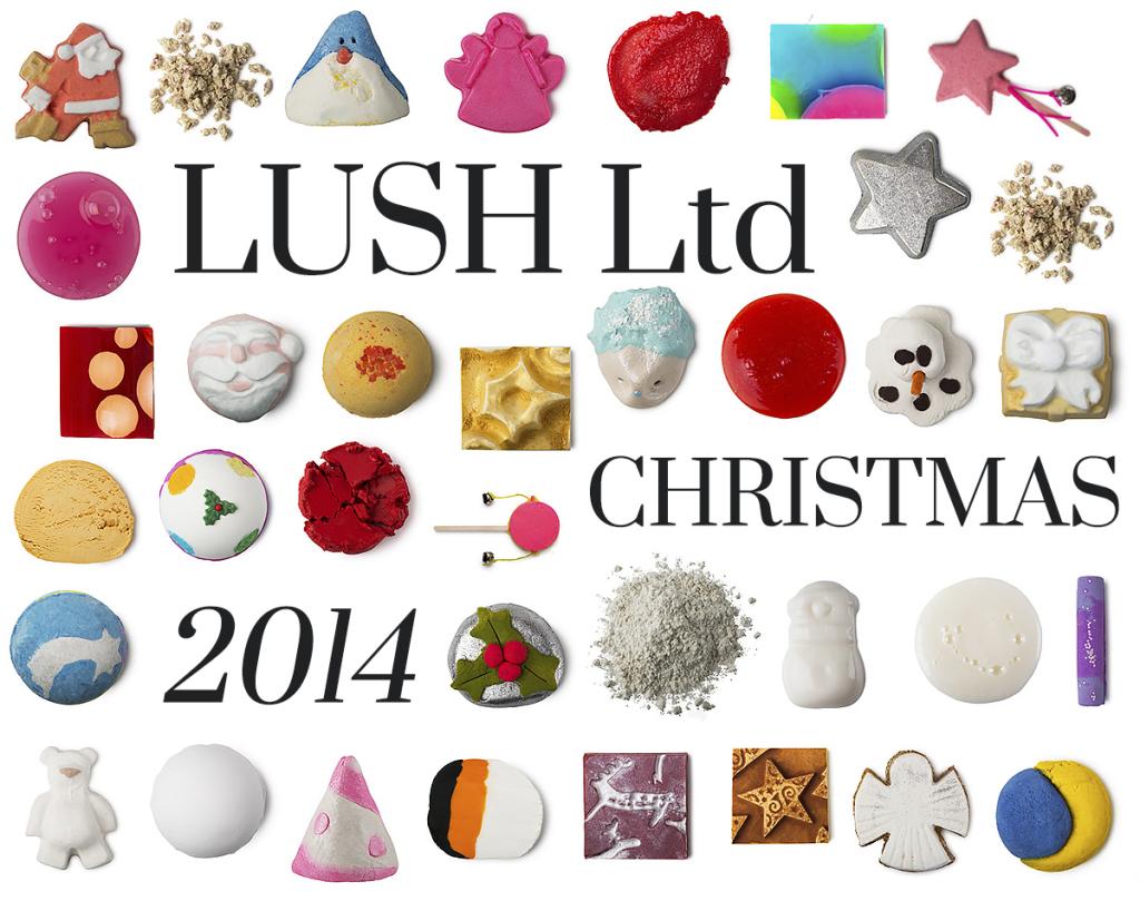 LUSH Christmas 2